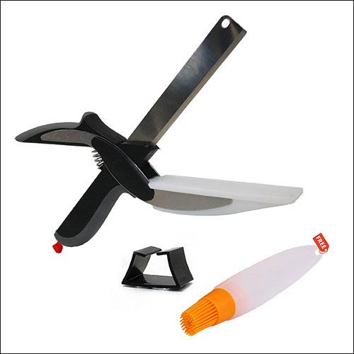 Clever cutter 2 in 1 food chopper